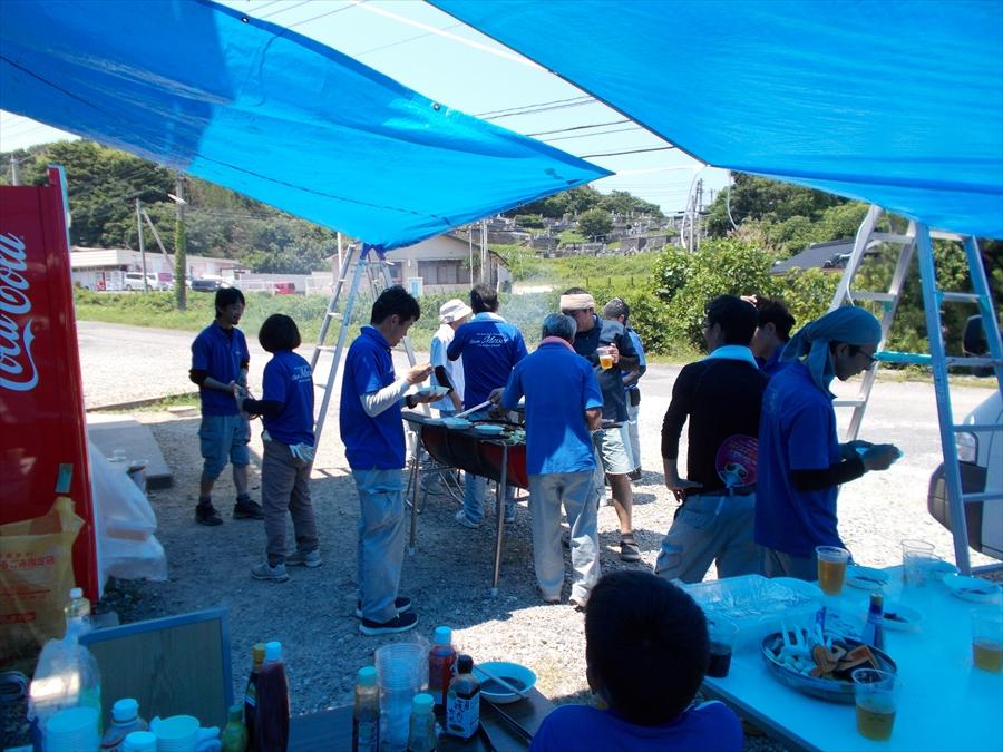 スタッフ一同による夏の懇親会開催
